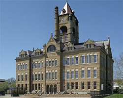 Knoxville Iowa Courthouse