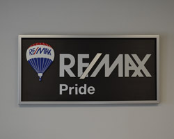 Remax Pride | Sign